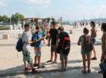 Alkotótábor - A tudás tarisznyája Bicskén című projekt fotós, videós, képzőművészeti és sajtós kreatív műhelyeinek nyári tábora