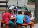 Alkotótábor - A Kicsengetés című projekt népzenei, diákszínjátszó és természetvédő szakköreinek nyári tábora Zánkán