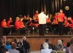 A Bicskei Huszárzenekar bemutatkozó koncertje