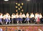 Szent László Általános Iskola hagyományos farsangi rendezvénye