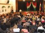 Bicske Város Önkormányzatának ܁nnepi megemlékezése az 1956-os forradalom és szabadságharc 59. évfordulója tiszteletére
