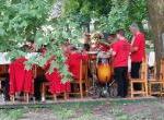 Bicskei Huszárzenekar koncertje