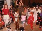 A Bicske Városi Óvoda farsangi rendezvénye